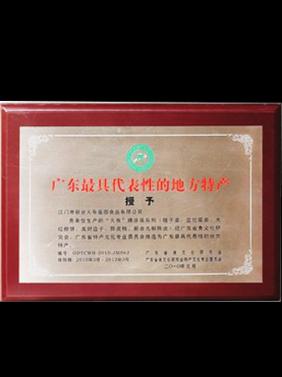 广东代表性地方特产