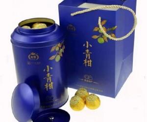 新会小青柑普洱茶的特点和制作方法