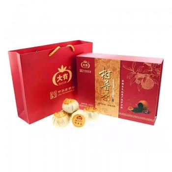 柑普茶礼盒-广东大有食品股份有限公司_柑普茶礼盒8个装